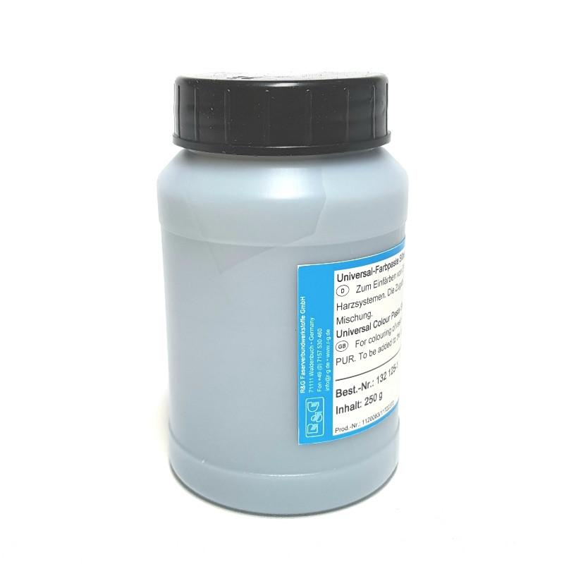 Färgpasta grå 250 gr